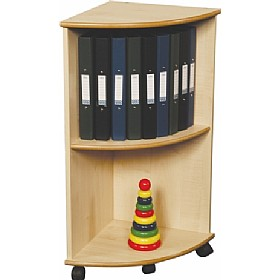 Corner Storage Unit £122 - Education Furniture