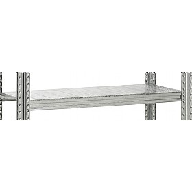 Supershelf Zinc Longspan Extra Shelves