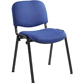 Swift Black Frame Conference Chair