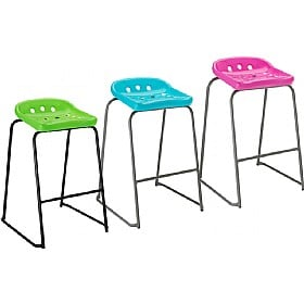Pepperpot Education Stacking Stools Cheap Pepperpot
