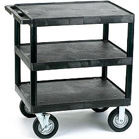 3 Shelf Heavy Duty Service Trolleys