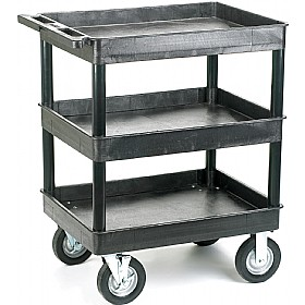 3 Shelf Heavy Duty Service Trolley