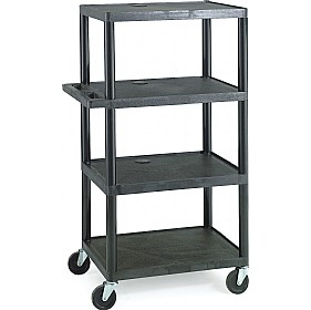 4 Shelf Service Trolley