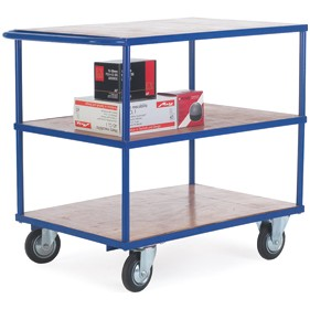 3 Shelf Heavy Duty Budget Truck