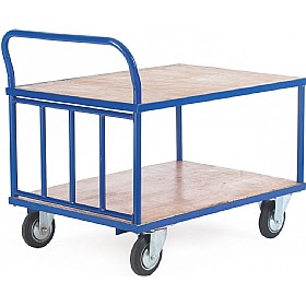 Heavy Duty 2 Shelf Budget Truck