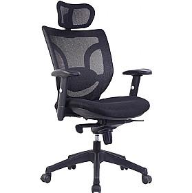 Enjoy Mesh Office Chairs With Headrest Cheap Enjoy