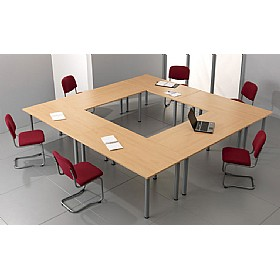 Braemar Rectangular Meeting Tables