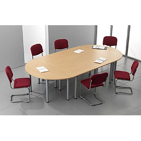 Braemar Semi Circular Meeting Tables