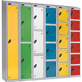 Premium Sloping Top Lockers With ActiveCoat £83 -