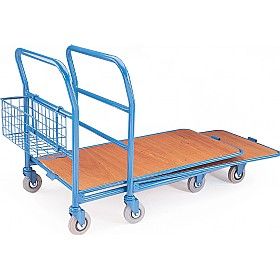 Cash and Carry Nestable Trolley