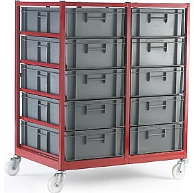 Mobile Container Trolley
