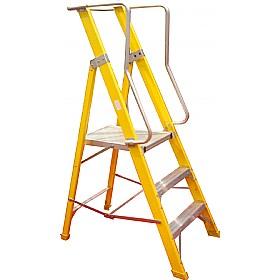 Folding Steps With Large Working Platform Cheap Folding