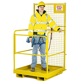 Economy Fork Lift Cage
