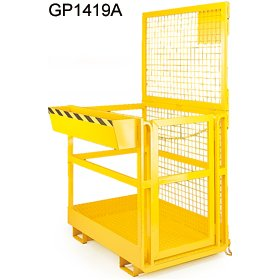 Heavy Duty Fork Lift Cage