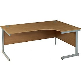 NEXT DAY Solar Ergonomic Cantilever Desks £141 - Office Furniture