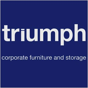 Triumph Metrix Single Door Tambour Cupboards