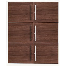 Triumph Metrix Wooden Door Storage Lockers
