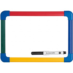 Double Sided Student Whiteboard Magnetic (Pack of 5 or 10)