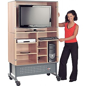 Secure 240 LCD/IT TV Cabinet