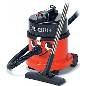 Numatic 110V NVQ370 Commercial Dry Vacuum Cleaner