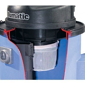 Numatic 110V WVD1800DH Industrial Wet Vacuum Cleaner
