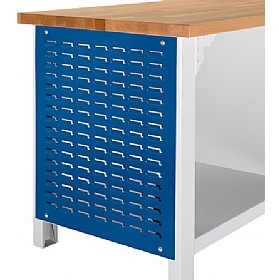 Bott Cubio Benches Louvred Panel