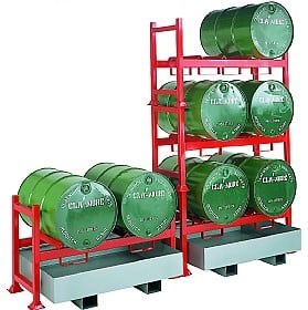 Pallet Unit for Drum Pallet Racking System