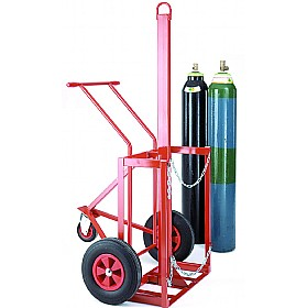 Cylinder Lifting Trolley