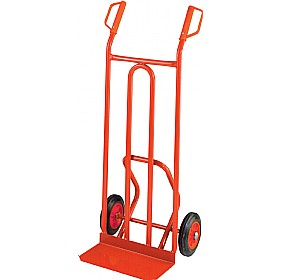 Sack Truck with Fixed Toe Plate