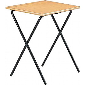 NEXT DAY Folding Exam Desk - Minimum Quantity 10