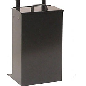 Stand Mounting Litter Bin