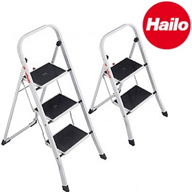 Awe Inspiring Hailo K20 Steel Folding Steps Cheap Hailo K20 Steel Ibusinesslaw Wood Chair Design Ideas Ibusinesslaworg