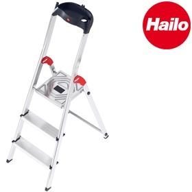 hailo l60 easyclix step ladders cheap hailo l60 easyclix step ladders from our domestic step. Black Bedroom Furniture Sets. Home Design Ideas