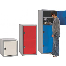 Heavy Duty Cube Lockers - 18 Series