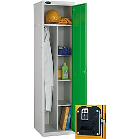 Uniform Coin Return Lockers With ActiveCoat