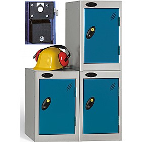 Quarto Coin Retain Lockers With ActiveCoat
