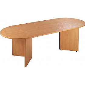 Braemar D-End Boardoom Table