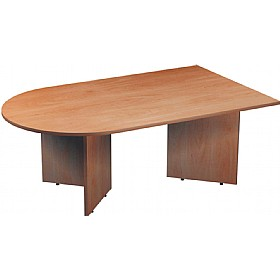 Triumph Everyday Boardroom Modular D-End Tables