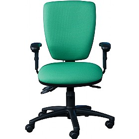 24 Hour Posture Square Back Chair