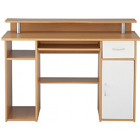 Liberty Computer Desk Beech