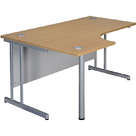 NEXT DAY Merge Ergonomic Cantilever Desks