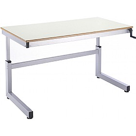 Adjustable Height Classroom Tables