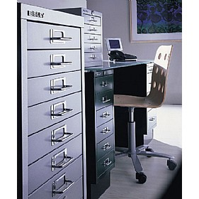 Bisley BA3 Series Multidrawer Cabinets