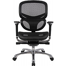 Desire 24Hr Ergonomic Full Mesh Chair
