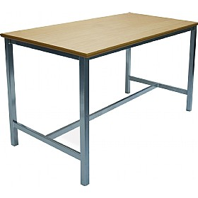 Scholar Heavy Duty H-Frame Lab Tables - 600mm Deep