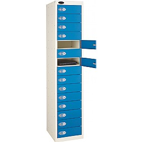 Premium Plus Laptop Storage Lockers With ActiveCoat