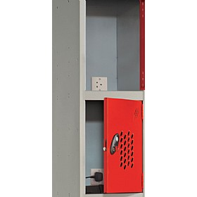 Premium Power Tool Charge Lockers With ActiveCoat