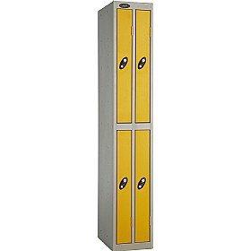 Premium Ultra Slim Quad Lockers With ActiveCoat