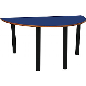 Scholar Super Heavy Duty Semi-Circular Tables