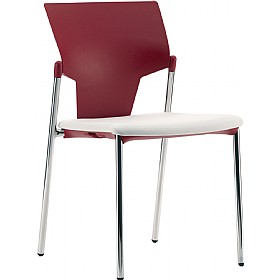 ikon 4 leg conference chair cheap pledge ikon 4 leg conference chair